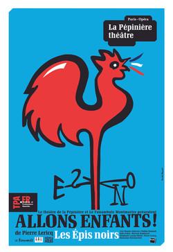 Affiche 06-09-21 BAT 120X176 ALLONS ENFANTS !