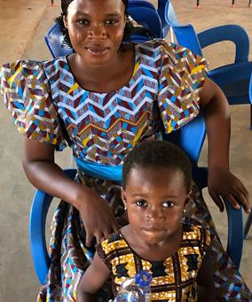 Ghana Missions 2020: The Widow