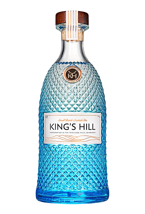 KING'S HILL GIN - Handcrafted