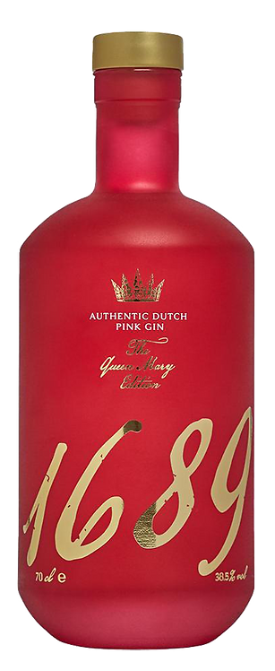 1689 Pink gin – Queen Mary Edition