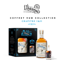 LBD - COFFRET RUM COLLECTION + Bouteille