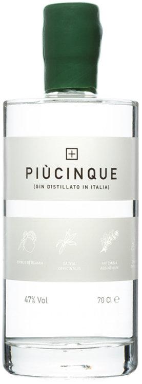 PiùCinque Italian Gin