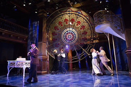 Shakespeare's Twelfth Night at Folger Theatre