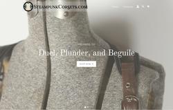 SteampunkCorsets.com