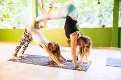 Teen Yoga Training