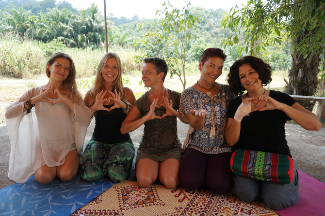 The Fellowship of Divine Light Yoga