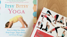 Must-have books for kids yoga