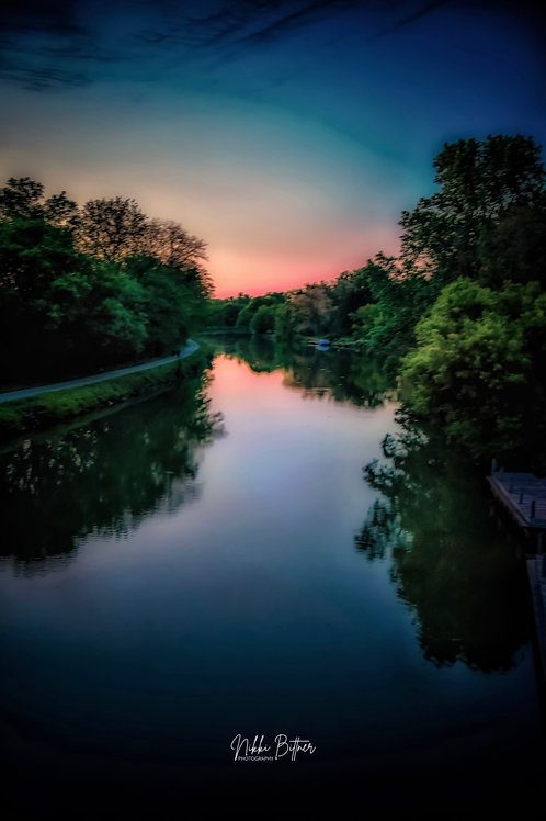 Peace on the Canal