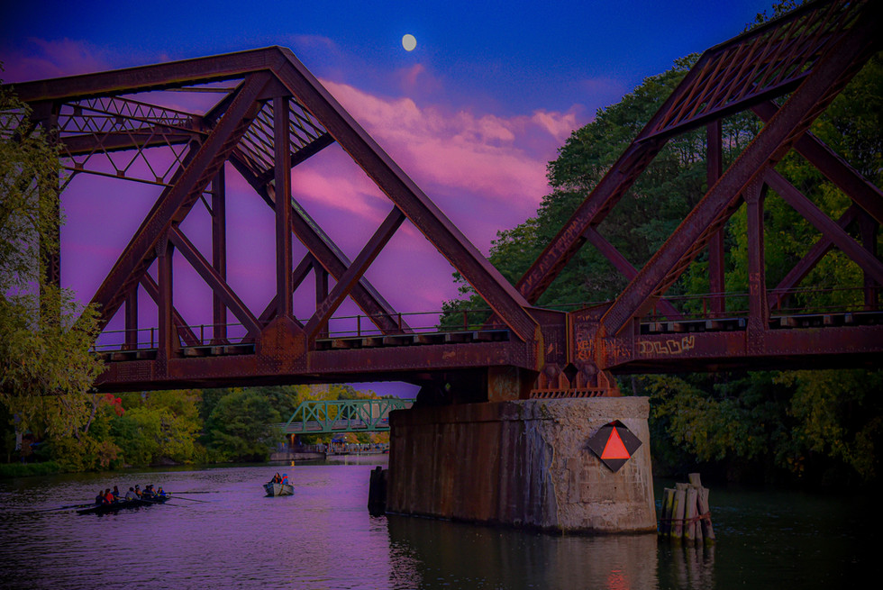 Pittsford Canal