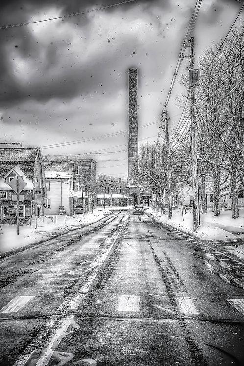 Winter in the Village
