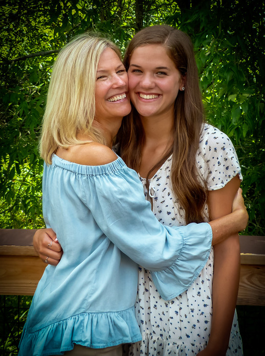 Mother & Daughter bond!