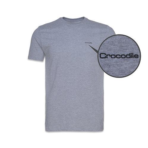 Crocodile Cotton R/N Tee-07