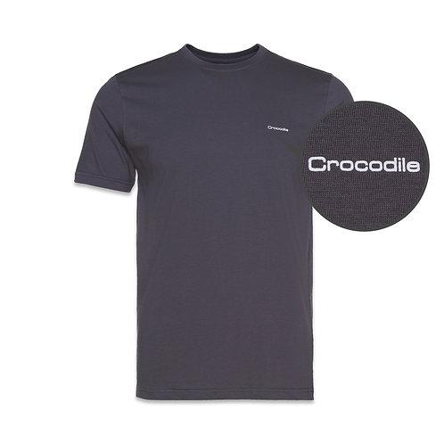 Crocodile Cotton R/N Tee-08