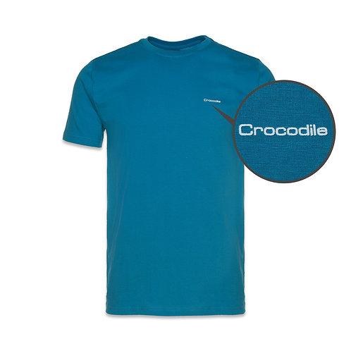 Crocodile Cotton R/N Tee-06