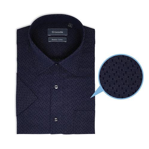 Crocodile Bamboo Cotton SS Shirt 13215904-01