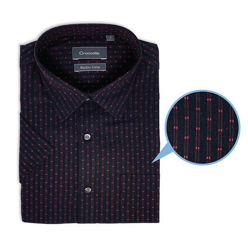 Crocodile Bamboo Cotton SS Shirt 13215903-01