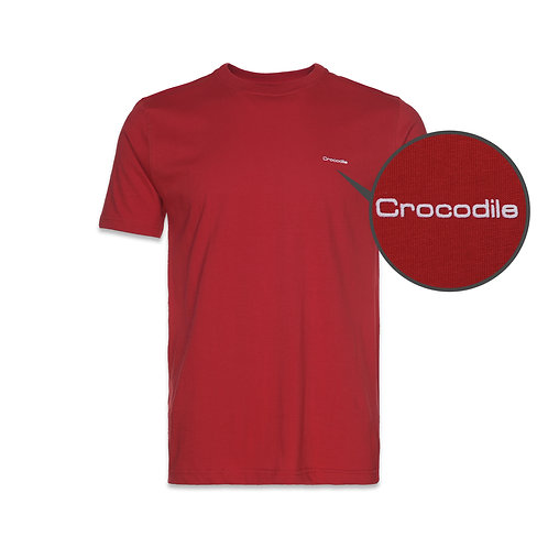 Crocodile Cotton R/N Tee-03