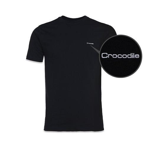 Crocodile Cotton R/N Tee-10