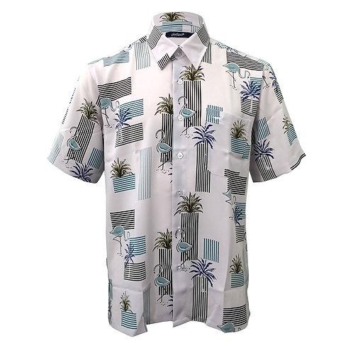 Polyamide SS Shirt-13426087-03
