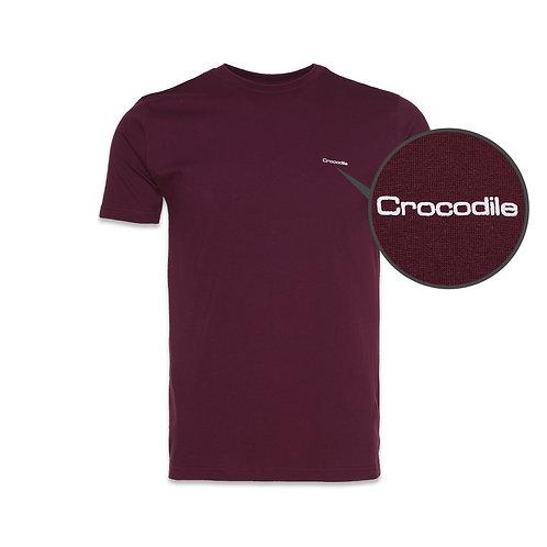 Crocodile Cotton R/N Tee-04