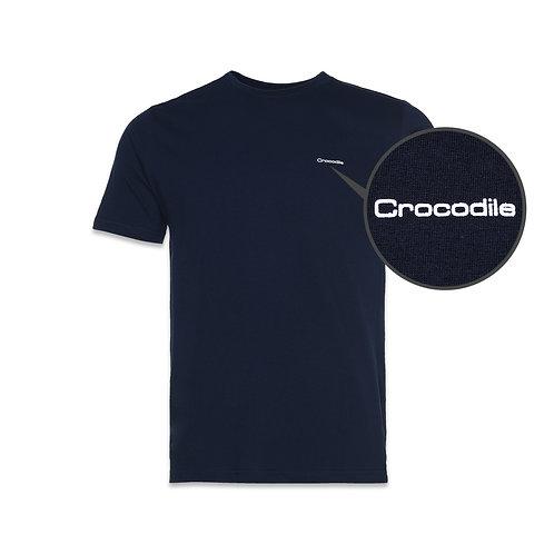 Crocodile Cotton R/N Tee-09