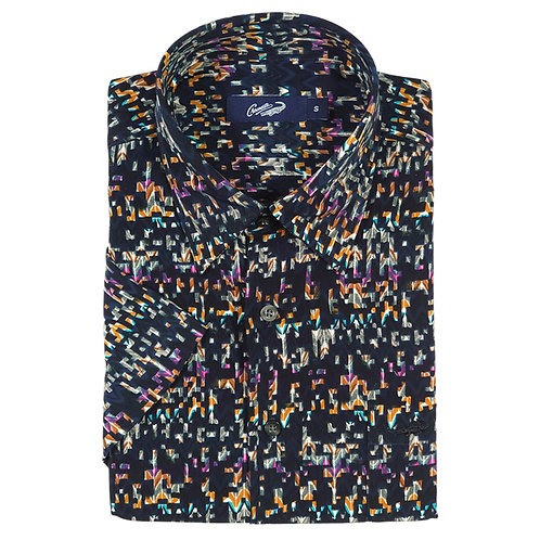 Polyamide SS Shirt-13425805-02