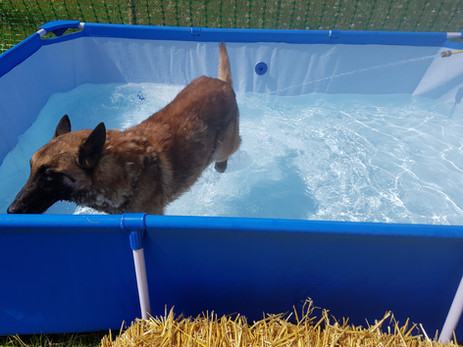 Time to cool off