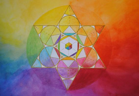 """""""La geometria della Vita"""""""