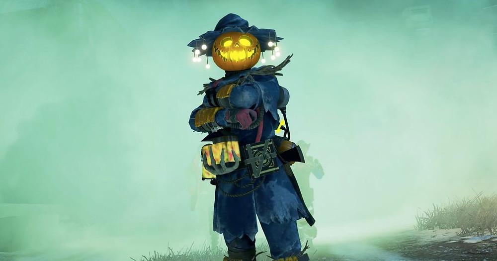 Apex Legends Halloween Jack-o-lantern
