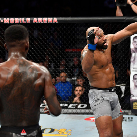 Top 10 Most Disappointing Fights in UFC History