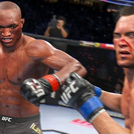 Why EA's UFC Games Suck and How to Fix Them