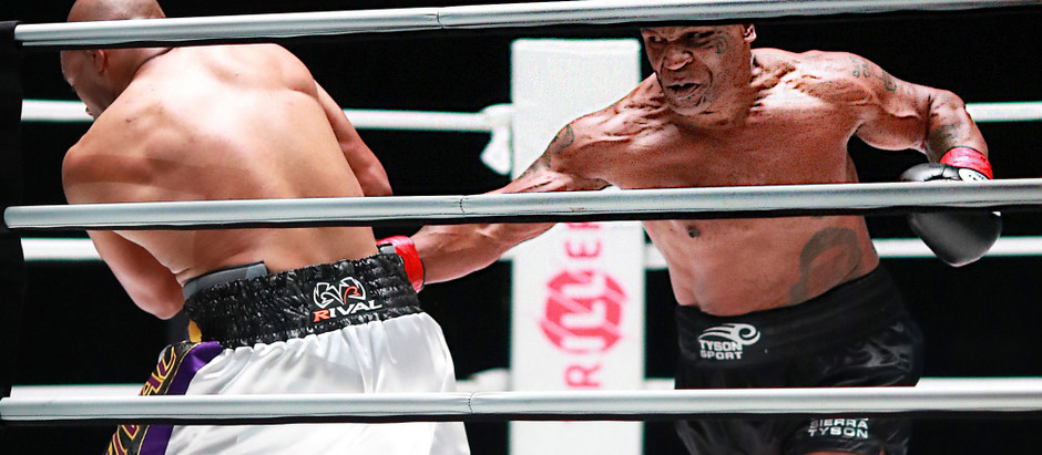 The Feasibility of a Legends Only League and Five Combat Sports Legends Fights to Make Next