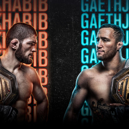UFC 254 Preview: The Undefeated King takes on the God of Violence
