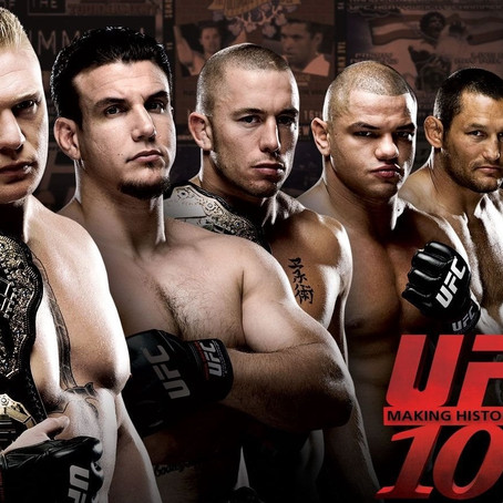 The Best (and Worst) Stacked Cards in UFC History