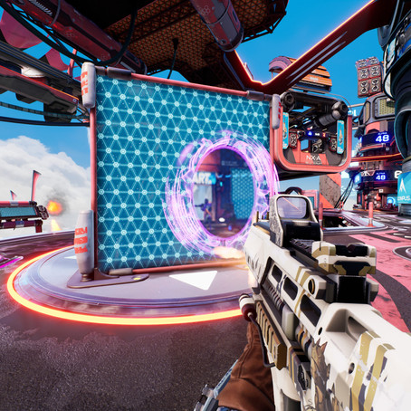 Splitgate Review - The Surprise Hit Shooter of the Year