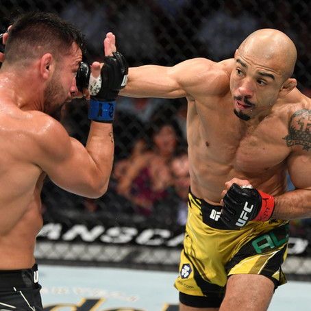 Why the UFC's Fight Stats Need an Overhaul