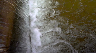 Asana Spinal Waterfall