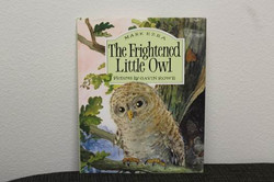 frightened owl
