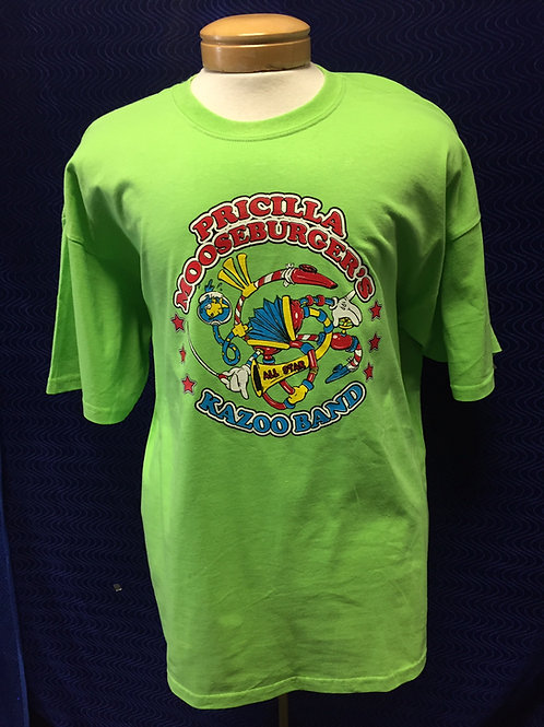 Kazoo band adult t shirt