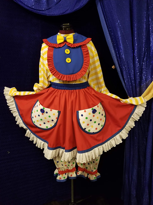 Sweet Circle Skirt with Lite Bloomers