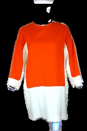 Celine Dress Two-tone