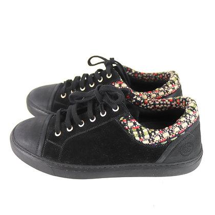 Chanel Veloursleather Sneaker