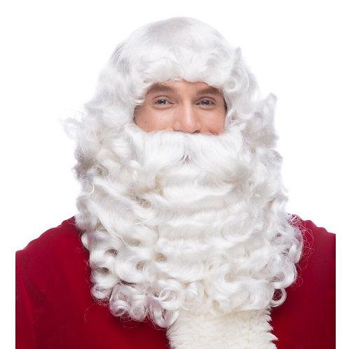 Santa Claus Wig and Beard - Perfect