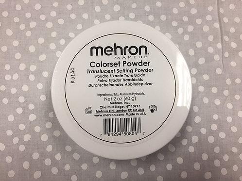 Mehron Colorset Powder