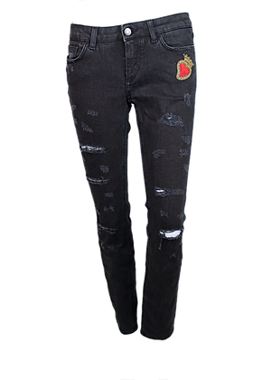 Dolce & Gabbana Ripped Jeans