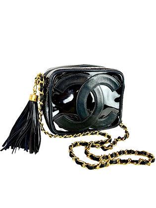 Chanel Tassel Camera Bag