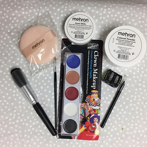 Basic Clown Make-up Kit