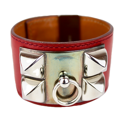 Hermès Collier de Chien Bracelet