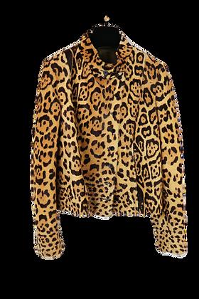 Etro Jacket Leoprint