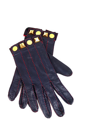 Hermès Collier de Chien Gloves